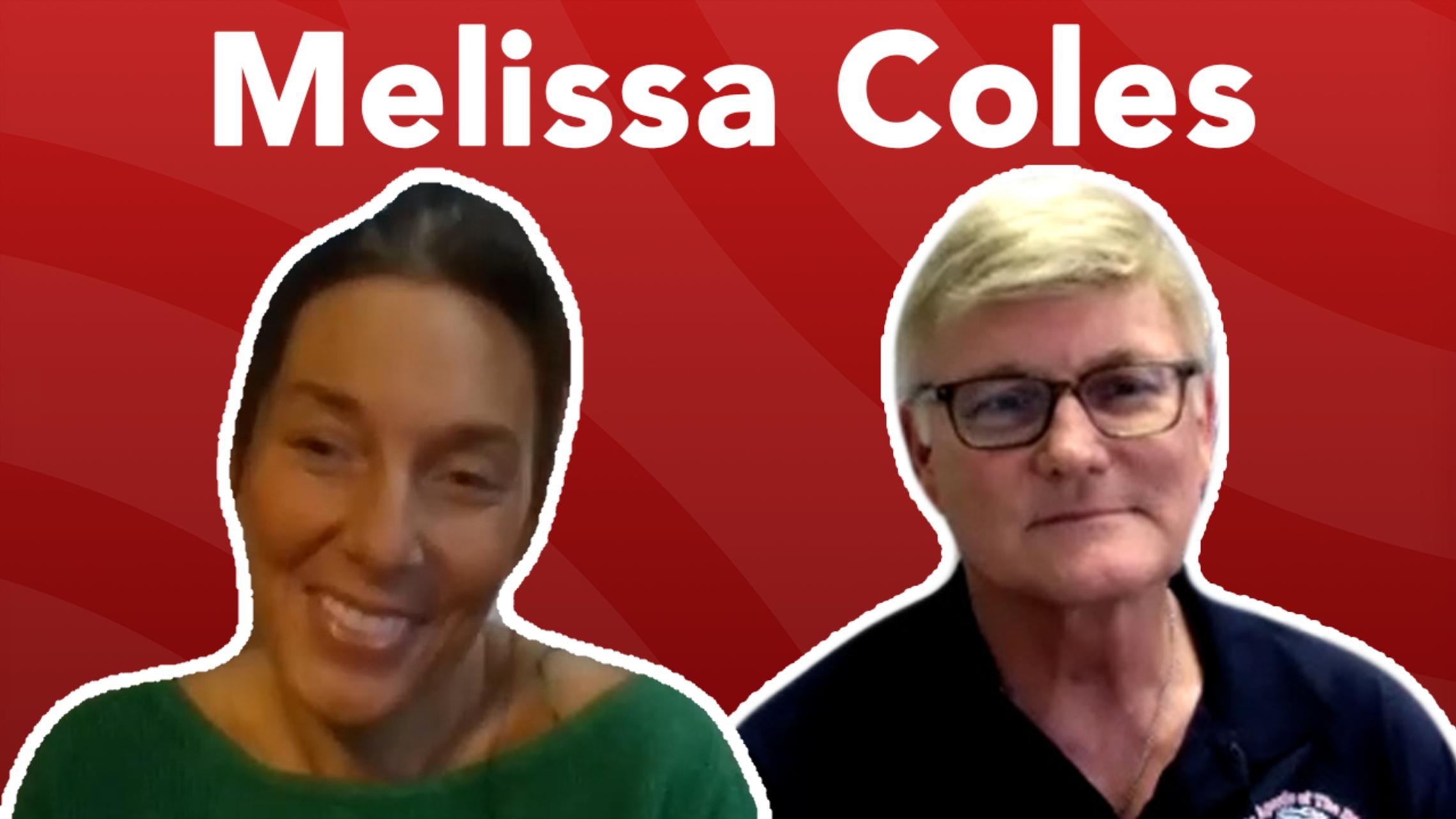 Melissa Coles YouTube Thumbnail